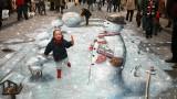 Arte – Espectaculares pinturas en 3D sobre la vía pública 2ª parte.wmv